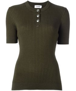 Courreges | Courrèges Ribbed Knit T-Shirt Size 2