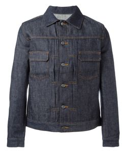A.P.C. | Classic Denim Jacket Xl Cotton