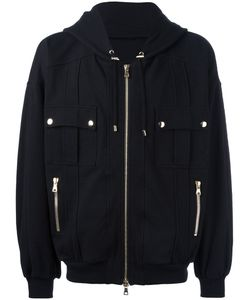 Balmain | Hooded Jacket Large Cotton