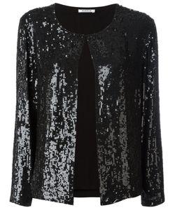 P.A.R.O.S.H. | Sequin Jacket Large Viscose/Pvc