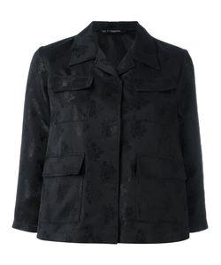Ter Et Bantine | Jacquard Cropped Jacket