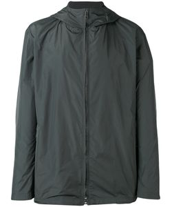 Jil Sander | Zipped Hooded Jacket Size 46