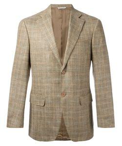Canali | Checked Blazer Size