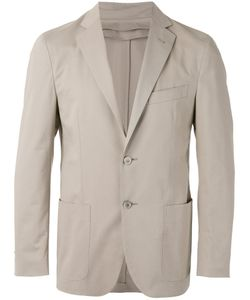 Corneliani | Inner Zip Blazer Size 52