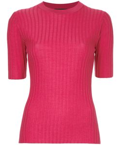 Tomorrowland | Ribbed Knitted Top Women S