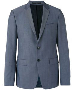 Kenzo | Two Button Blazer 54 Wool/Mohair/Acetate/Cotton