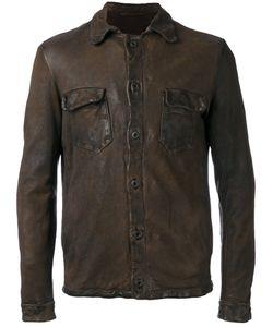 SALVATORE SANTORO | Куртка Рубашечного Кроя