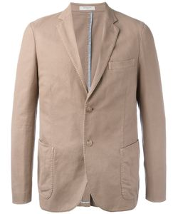 Boglioli | Button Up Blazer 52 Cotton/Cupro