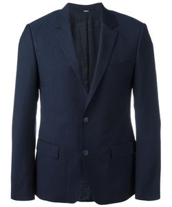 Kenzo | Two Button Blazer 48 Wool/Cotton/Acetate/Cupro