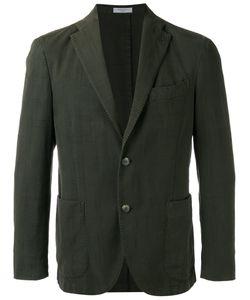 Boglioli | Two-Button Blazer 52 Cotton/Cupro