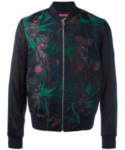 PS PAUL SMITH | Ps By Paul Smith Macaw Print Bomber Jacket