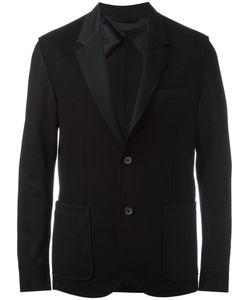 Lanvin | Button Up Blazer 52 Viscose/Polyester/Cotton