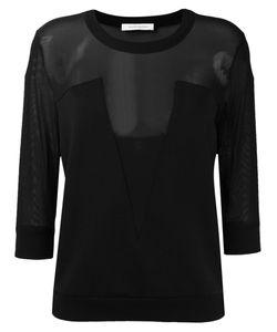 Pierre Balmain | Panelled Sweatshirt Size 38