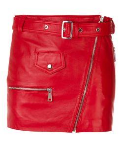 Manokhi | Belted Short Skirt