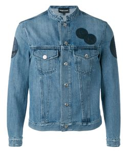 Emporio Armani | Patch Denim Jacket Size Xl