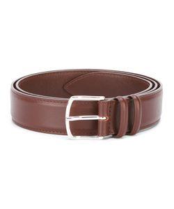 Orciani | Classic Buckle Belt 100