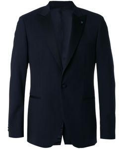 Lardini   Pointed Lapels Suit Jacket Size 46