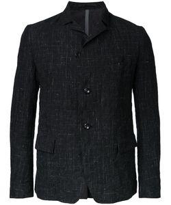 KAZUYUKI KUMAGAI | Woven Blazer 2 Cotton/Linen/Flax/Hemp/Wool