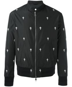 Neil Barrett | Fleur De Thunder Bomber Jacket Small