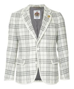 EDUCATION FROM YOUNGMACHINES   Plaid Blazer Men