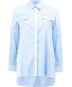Maison Ullens | Plain Shirt 40 Cotton/Polyamide/Spandex/Elastane