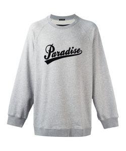 Marc Jacobs | Paradise Print Sweatshirt Small Cotton/Polyester