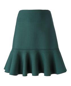 Victoria, Victoria Beckham | Victoria Victoria Beckham Flared Hem Skirt Size 10 Elastodiene/Polyester/Virgin