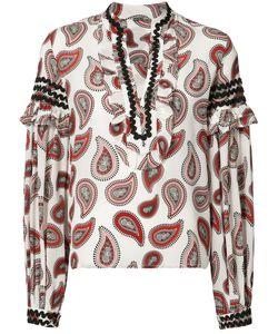 DODO BAR OR | Блуза С Узором Пейсли