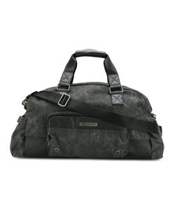 Diesel | Large Holdall Cotton/Leather