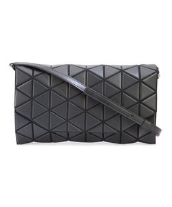 BAO BAO ISSEY MIYAKE | Geometric Triangle Clutch