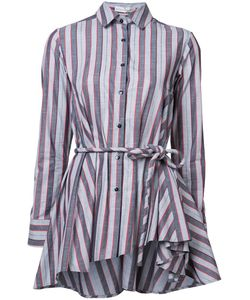 PALMER/HARDING | Palmer Harding Striped Shirt 6 Cotton