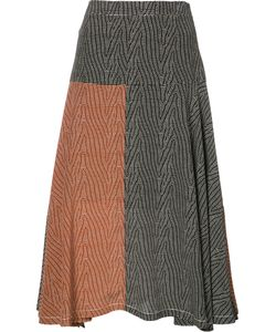 Derek Lam | Flared Midi Skirt