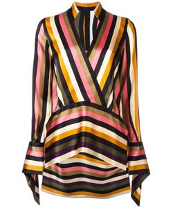 Petar Petrov | Striped Blouse Size 38