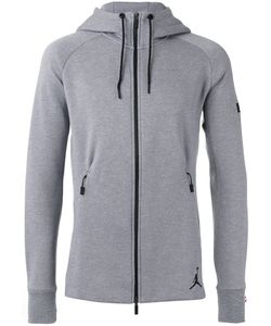 Nike | Jordan Zipped Hoodie Medium Cotton/Polyester