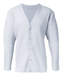 HOMME PLISSE ISSEY MIYAKE | Homme Plissé Issey Miyake Pleated Button Fastening Cardigan 2
