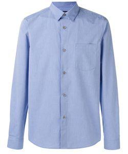 A.P.C. | A.P.C. Curved Hem Shirt M