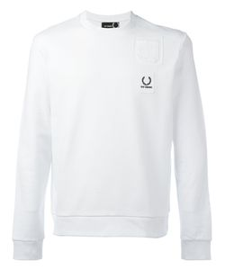 Raf Simons X Fred Perry | Denim Pocket Sweatshirt