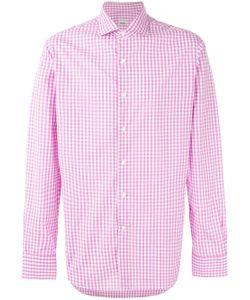 Alessandro Gherardeschi | Gingham Check Shirt
