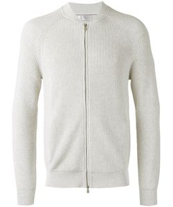 Brunello Cucinelli | Knitted Bomber Jacket