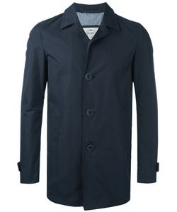 Herno | Single Breasted Coat 52 Cotton/Polyamide/Modal/Polyester