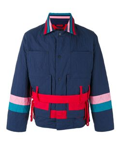 CRAIG GREEN | Diamond Quilt Jacket Small Cotton