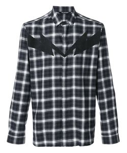 Neil Barrett | Рубашка В Клетку