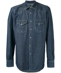 Eleventy | Denim Shirt Xl