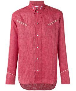 Umit Benan | Рубашка С Прорезными Карманами
