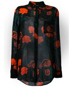 Ganni | Embroidered Shirt Size 42