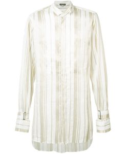 Ann Demeulemeester | Striped Oversize Shirt