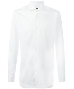 Barba | Button-Up Shirt 40 Cotton