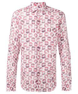 Xacus | Рубашка С Абстрактным Принтом
