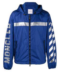 Moncler x Off-White | Logo Stripe Print Jacket