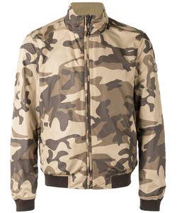 Woolrich | High Collar Bomber Jacket Xl Polyester/Polyamide